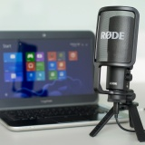 RODE NT-USB ve studiu