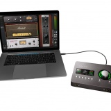 Universal Audio: Arrow a Mac Laptop