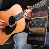 IK Multimedia iRig Acoustic a iPhone s aplikací AmpliTube Acoustic