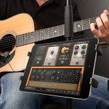 IK Multimedia iRig Acoustic a iPad s aplikací AmpliTube Acoustic
