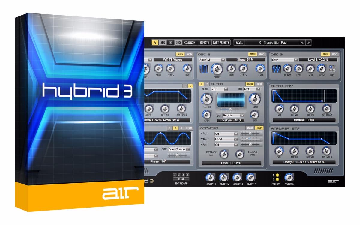 AIR Hybrid 3.0